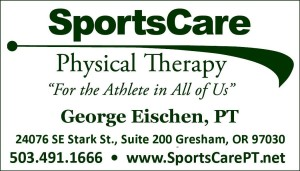 Gresham Sports Care PT green