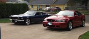 Rick & Wanda's Mustangs